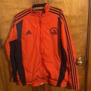 Adidas sport utility jacket